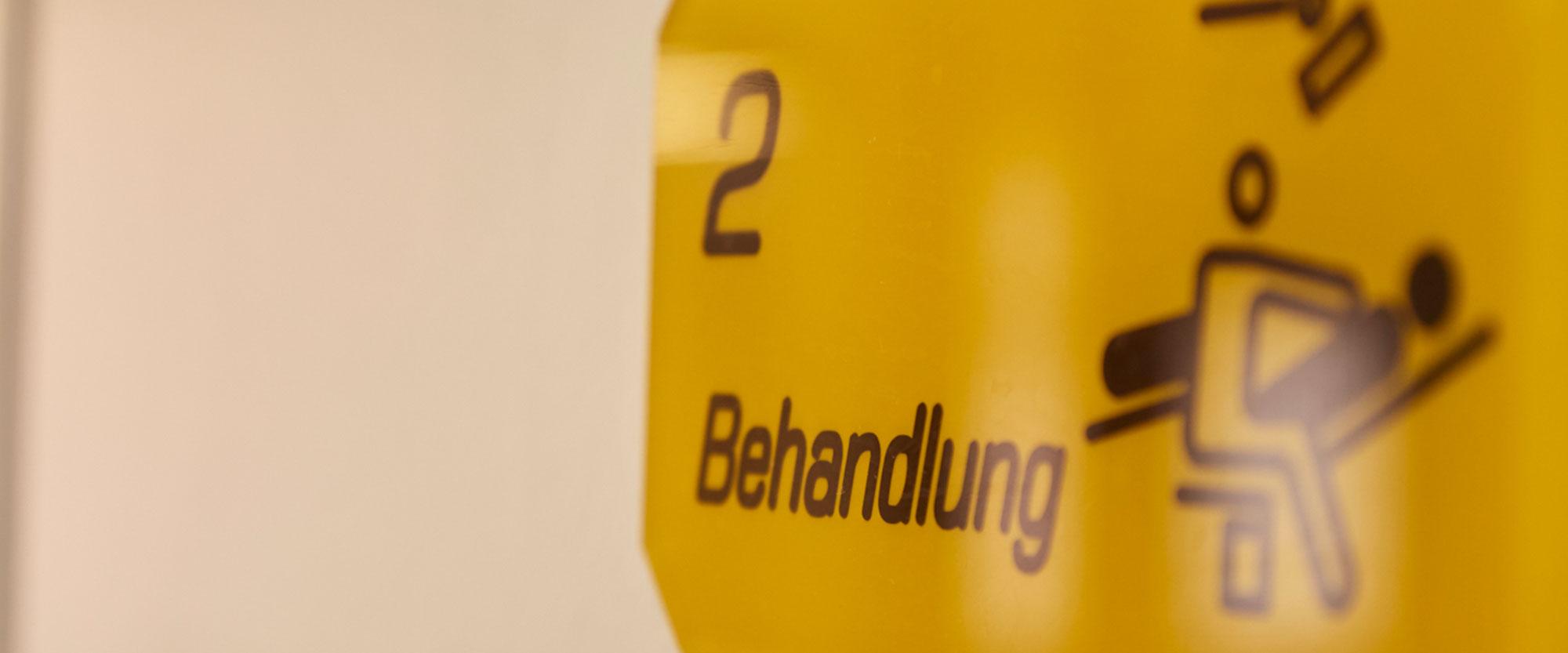 Füllungstherapie in Ihrer Zahnarztpraxis Bertram in Leer