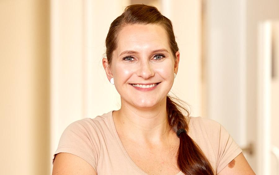 Susanne Beckering Zahnmedizinische Fachangestellte in der Zahnarztpraxis Bertram in Leer